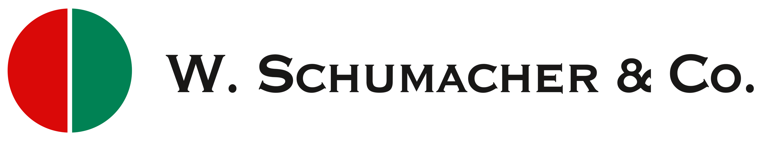 W. Schumacher & Co.
